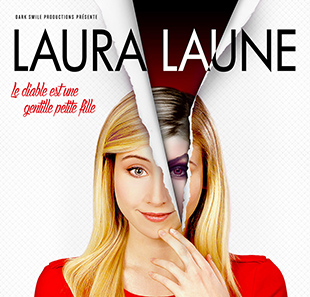 One man/woman show LAURA LAUNE - TOURNEE 2019-2020