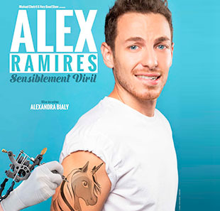 One man/woman show ALEX RAMIRES SENSIBLEMENT VIRIL SERAING