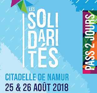 Pop-rock LES SOLIDARITES NAMUR