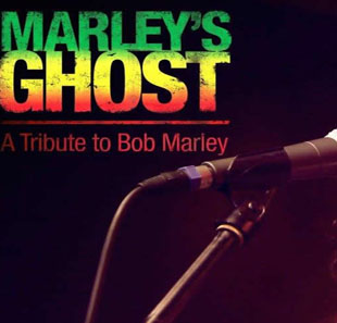 Reggae TRIBUTE TO BOB MARLEY BY MARLEY'S GHOST (D) VERVIERS