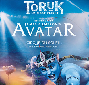Nieuw circus TORUK - THE FIRST FLIGHT Cirque du Soleil ANTWERPEN - MERKSEM