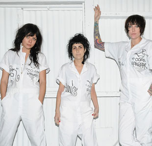 Pop-rock/Folk THE COATHANGERS CHARLEROI