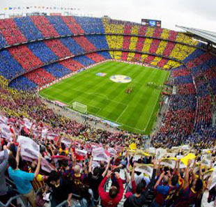FC BARCELONE / RAYO VALLECANO
