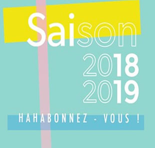 Hedendaags theater PASS 6 ENTREES THEATRE DE LA TOISON D'OR 2018/2019 BRUXELLES - BRUSSEL