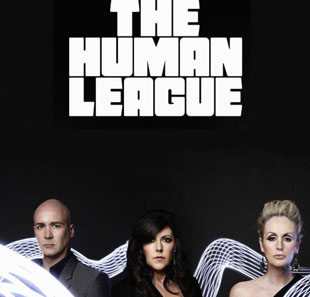 Pop-rock/Folk THE HUMAN LEAGUE RED LIVE 2018 OOSTENDE