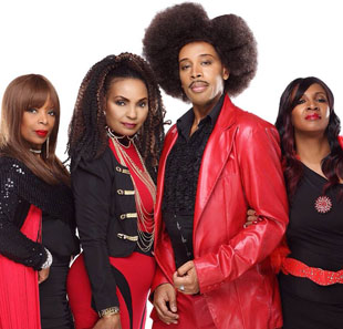 Clubbing & Fuiven BONEY M - THE ORIGINAL TRIBUTE + SOIREE DJ LA WANTZENAU
