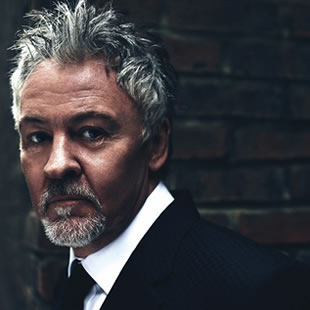 Pop-rock PAUL YOUNG De Roma, Antwerpen - 18/04/2019