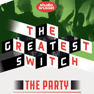 Electronische muziek THE GREATEST SWITCH - THE PARTY GENT