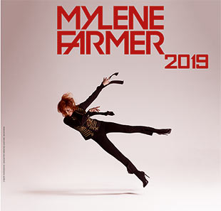 Variété en Frans chanson MYLENE FARMER BUS & TICKET PARIS