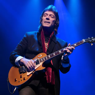 Rock STEVE HACKETT GENESIS REVISITED TOUR 2019 OOSTENDE