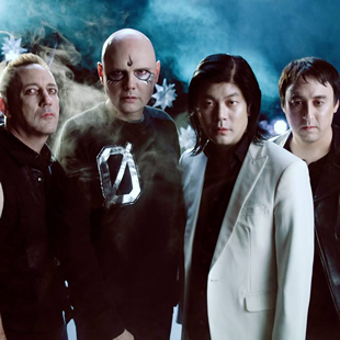 Pop-rock THE SMASHING PUMPKINS European Tour 2019 ANTWERPEN