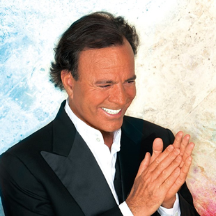 Pop-rock JULIO IGLESIAS 50 YEAR ANNIVERSARY TOUR ANTWERPEN - MERKSEM