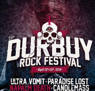 Hardrock DURBUY ROCK FESTIVAL - PASS 2 JOURS DURBUY