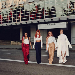 Pop-rock LITTLE MIX LM5 - THE TOUR ANTWERPEN - MERKSEM