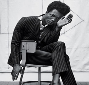 Pop-rock BENJAMIN CLEMENTINE AND THE PARISIAN STRING QUINTET De Roma, Antwerpen - 06/05/2019