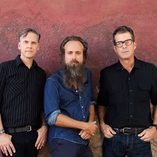 Pop-rock CALEXICO AND IRON & WINE Borgerhout