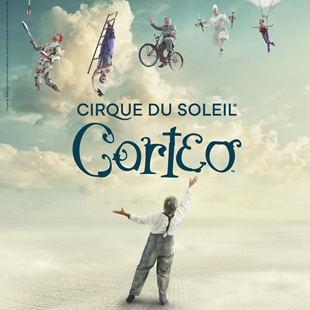 Familie CORTEO - CIRQUE DU SOLEIL GET CARRIED AWAY WITH LIFE BRUXELLES - BRUSSEL