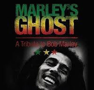 Reggae TRIBUTE TO BOB MARLEY BY MARLEY'S GHOST VERVIERS