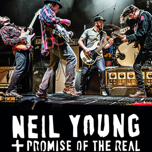 Pop-rock NEIL YOUNG + PROMISE OF THE REAL ANTWERPEN - MERKSEM