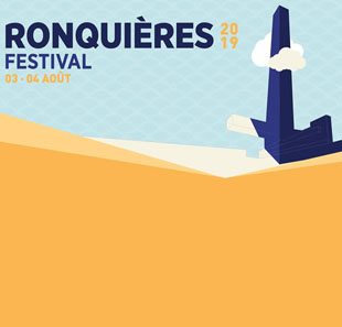 Pop-rock FESTIVAL DE RONQUIERES - CAMPING CAMPING 2 DAYS RONQUIERES