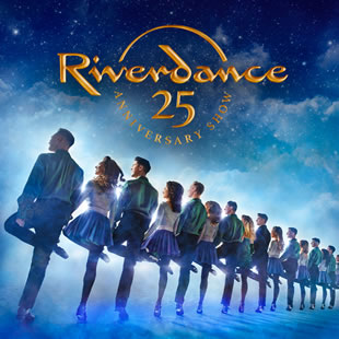Danse traditionnelle RIVERDANCE 25 Composed by Bill Whelan OOSTENDE
