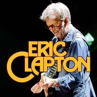 Pop-rock/Folk ERIC CLAPTON Summer 2020 European Tour ANTWERPEN - MERKSEM