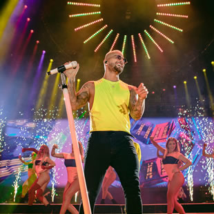 Pop-rock/Folk MALUMA 11:11 World Tour ANTWERPEN - MERKSEM