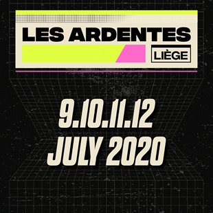 Pop-rock FESTIVAL LES ARDENTES 2020 LIEGE