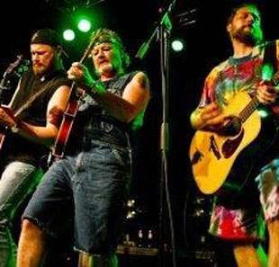 Rock HAYSEED DIXIE (USA) VERVIERS