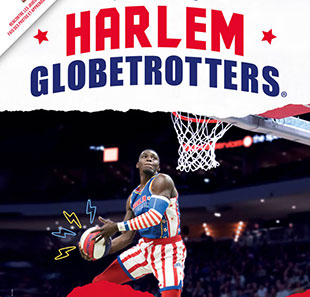 Basketbal HARLEM GLOBETROTTERS ANTIBES