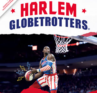 Basketbal MAGIC PASS NANTES HARLEM GLOBETROTTERS ST HERBLAIN