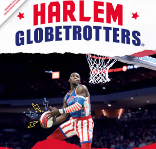 Basketbal MAGIC PASS SAINT-QUENTIN HARLEM GLOBETROTTERS ST QUENTIN