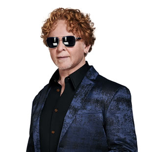Pop-rock/Folk SIMPLY RED Blue Eyed Soul Tour ANTWERPEN - MERKSEM