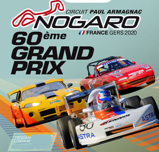 Auto- en motorsport 60ÈME GRAND PRIX / HISTORIC TOUR NOGARO