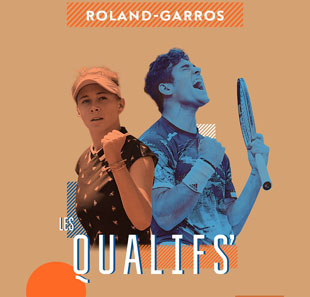 Tennis ROLAND - GARROS / QUALIFICATIONS INTERNATIONAUX DE FRANCE 2020 PARIS
