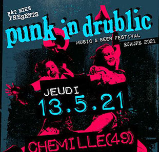 Rock PUNK IN DRUBLIC TOURS