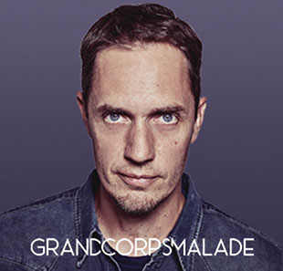 Rap/Hip-Hop/Slam GRAND CORPS MALADE BRUXELLES - BRUSSEL