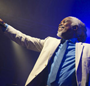 Pop-rock BILLY OCEAN BORGERHOUT