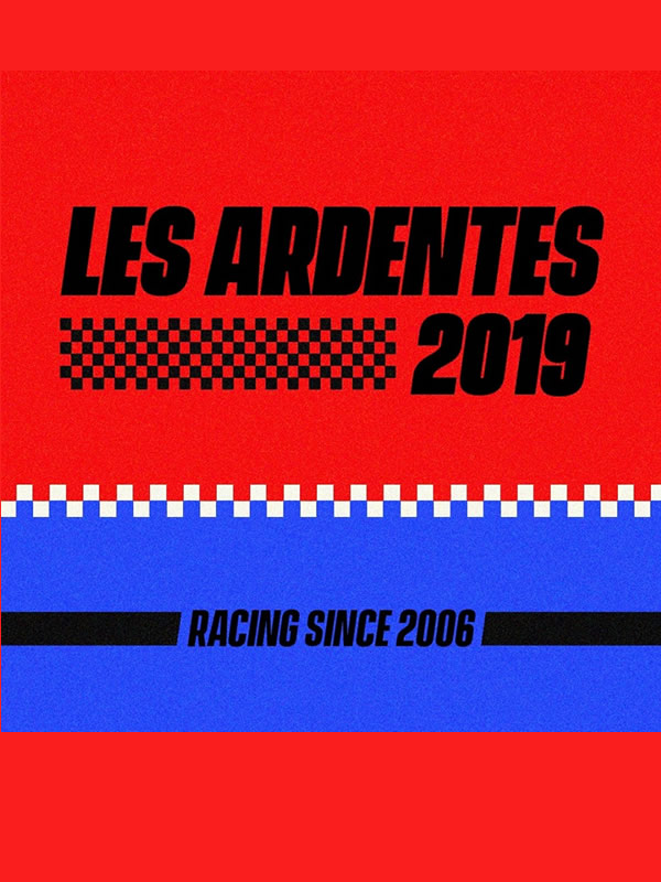 LES ARDENTES - 4 DAYS