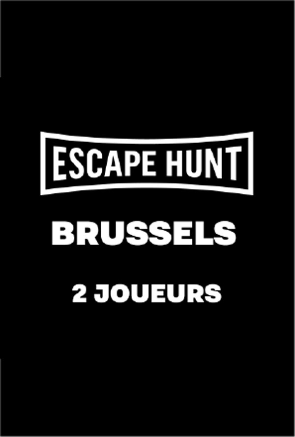 ESCAPE GAME BRUSSELS - 2 PERSONS
