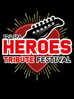 Pop-rock HEROES SPA TRIBUTE - PASS 1 DAY PASS 1 DAY SPA